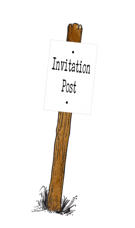 Invitation Post