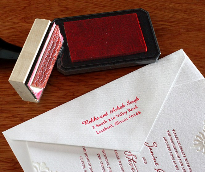 Return Address Wedding Invitations Epic As And Invitation Etiquette