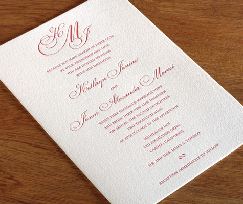 Proper Wedding Invitation With Stunning Appearance For Design Ideas 2