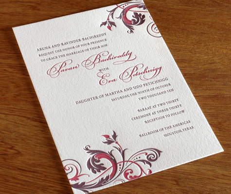 Wedding Card Wordings