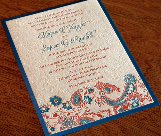 Wedding Invitations Templates Which Can Be Used To Make Your Own Invitation Design 17