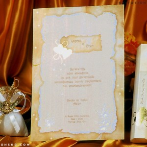 Erdem Kristal Invitation 60254