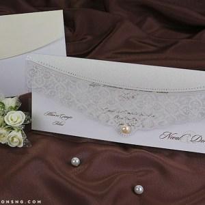 Erdem Kristal Invitation 60265