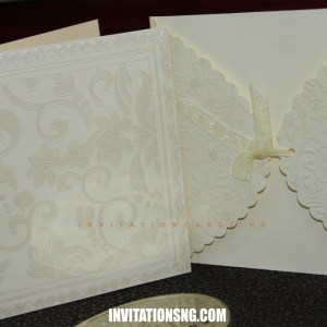 China Invitation 1521B