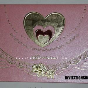 China Invitation 3085P(S)