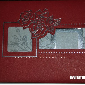 China Invitation FC027(R)