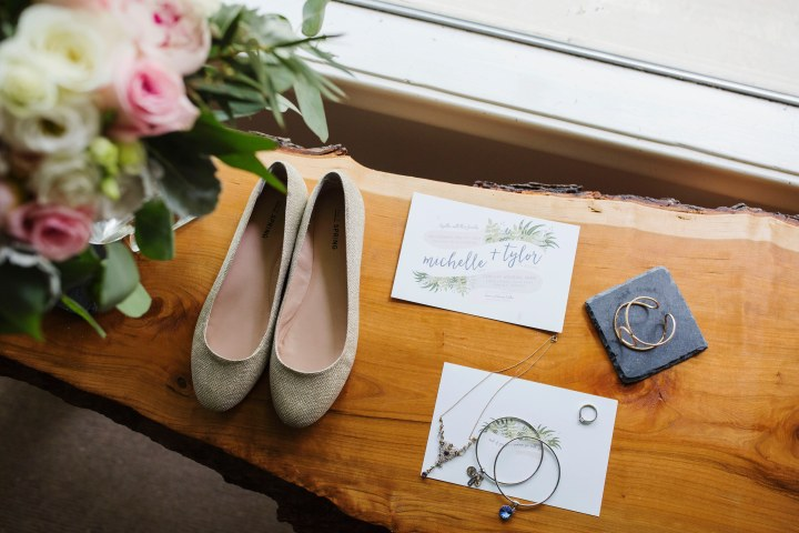 Michelle & Tylor's Pastel Wedding