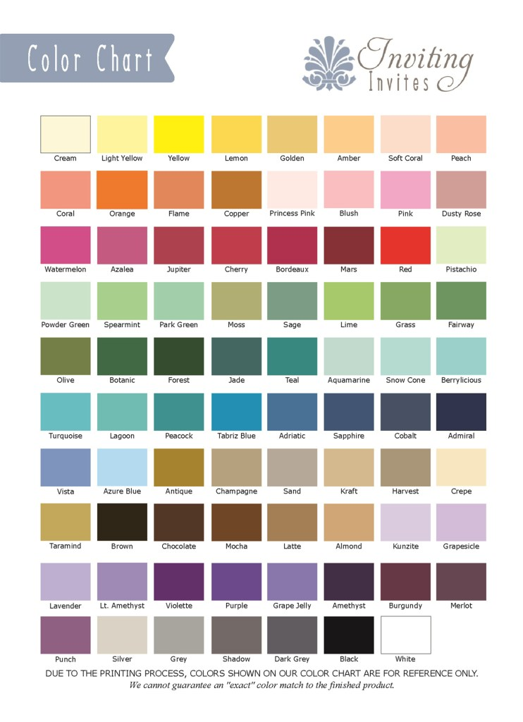 colorChart_Millers