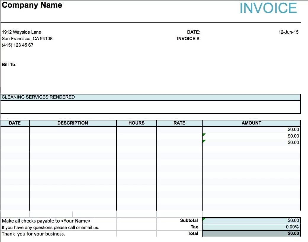 work order invoice template. word microsoft. invoices forms free, Invoice templates