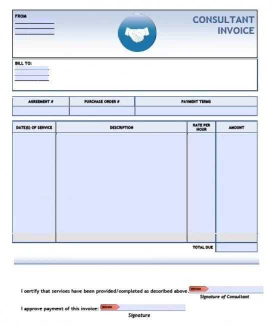 Official Invoice Template. Mac Invoice Template Sample Hotel Free
