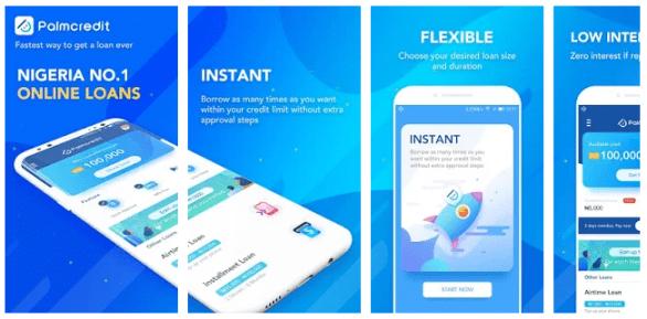 palmcredit app nigeria