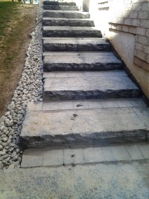 Steps& Driverway10