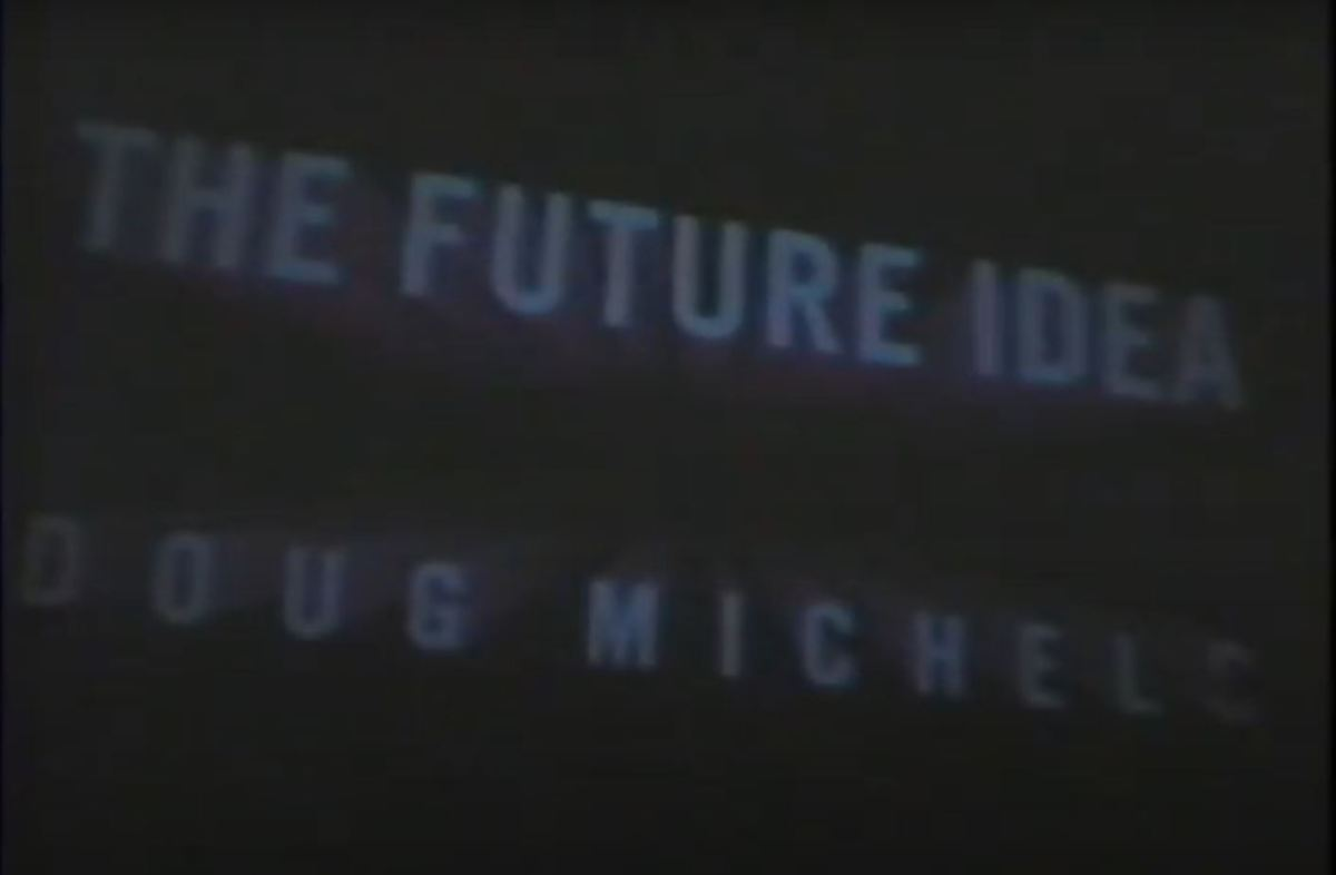 Snapshot from 'The future idea'