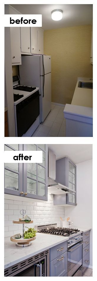 Before And After Small Kitchen: Before & After Remodel Pictures