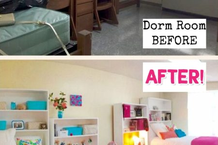DIY Dorm Room Ideas   Dorm Decorating Ideas PICTURES for 2018 Dorm room ideas   before and after decorating my college dorm room this  year  dormroomideas