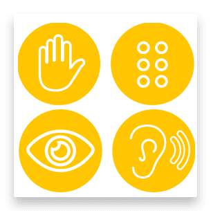 web accessibility icons