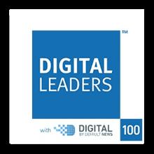 Digital leaders awards logo