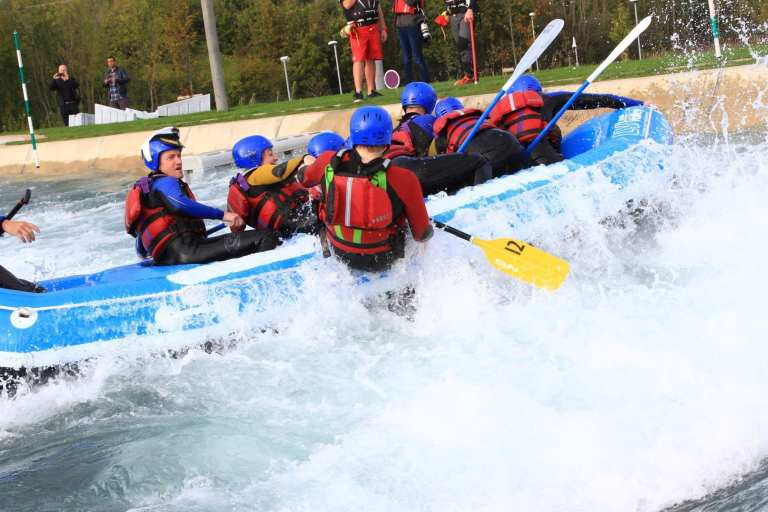 invotra group ready to water raft