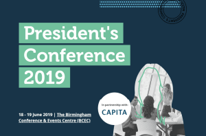 Socitm President's Conference logo