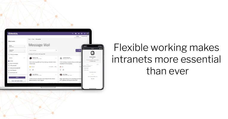 flexible working makes intranets more essential than ever