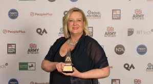 Alison Galvin, National Apprenticeship Awards 2019