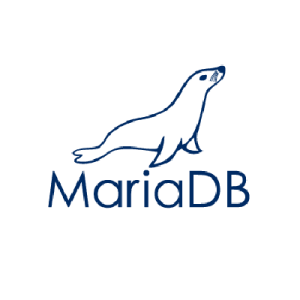MariaDB logo transparent