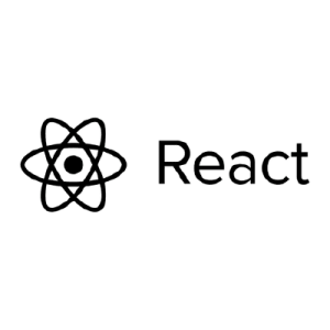 React logo transparent