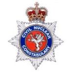 Civil nuclear constabulary logo