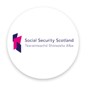 Social Security Scotland logo