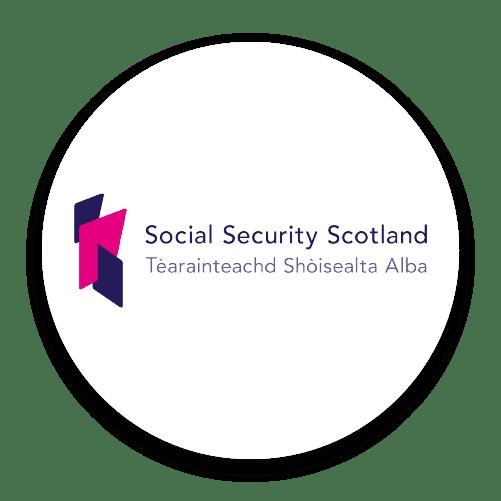 Social Security Scotland logo