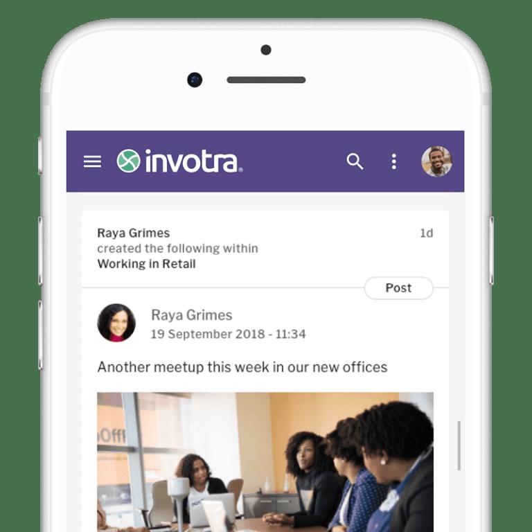 invotra mobile app