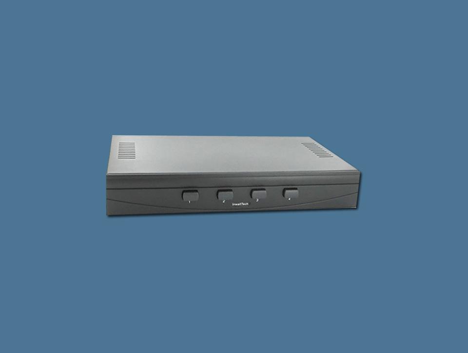 InwallTech Speaker Accessories Speaker Selector SS-4R