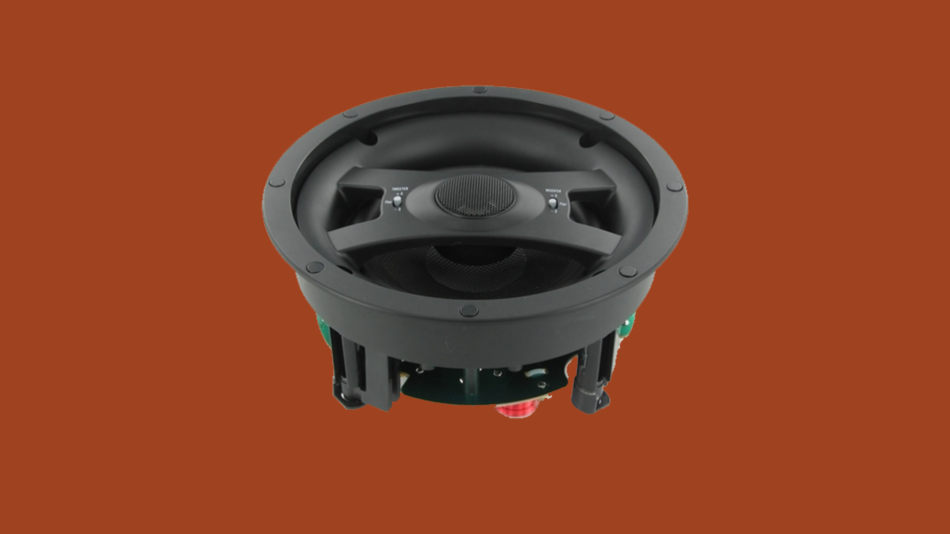 InwallTech In-ceiling Speakers HD650.1C 2