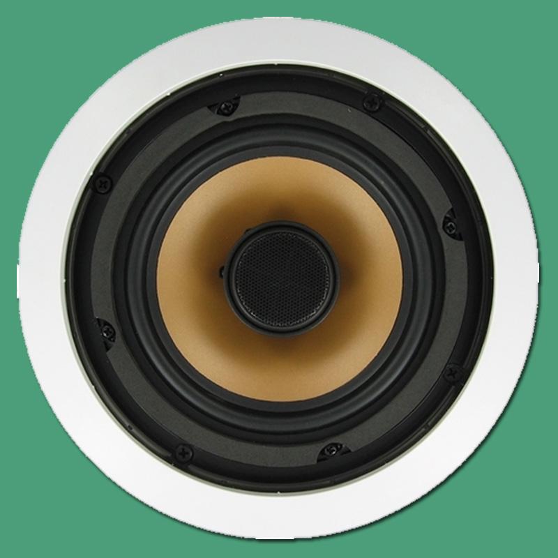 InwallTech In-ceiling Speakers ProGold M65.1C
