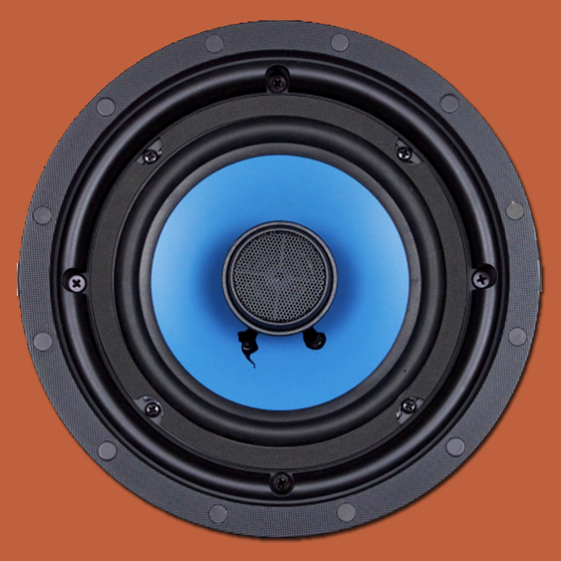 InwallTech In-ceiling Speakers ProTrim TM6C