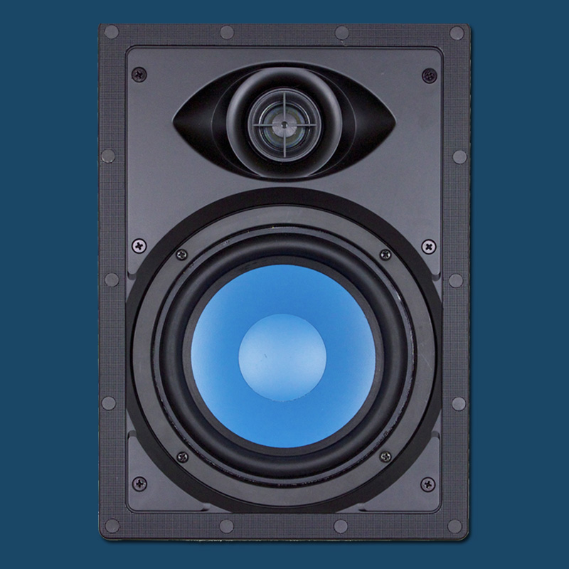 InwallTech In-wall Speakers ProTrim TM6W