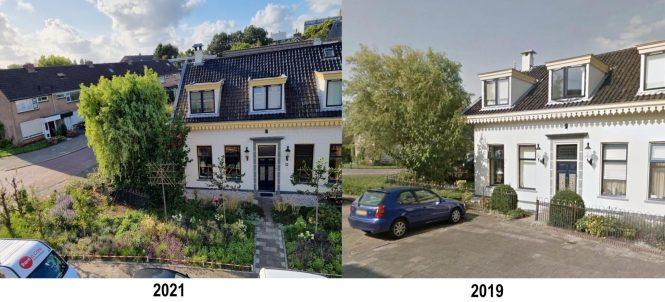 Openbaar groen nu privétuin
