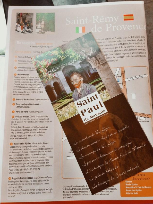 visitare saint remy de provence