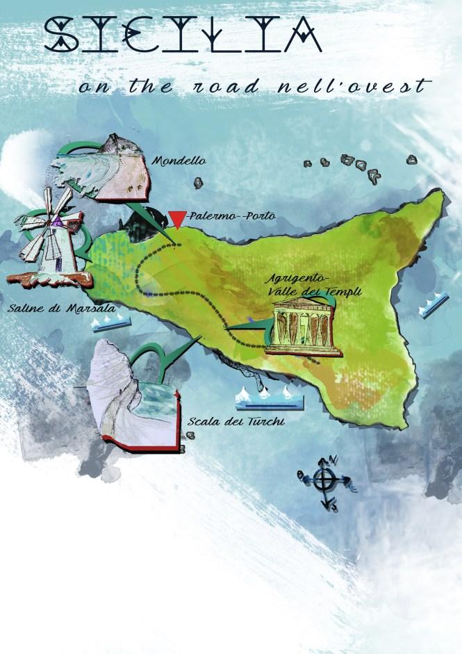 Illustrazione Sicilia