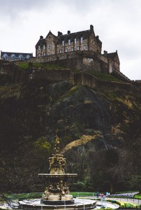 castle hill edimburgo