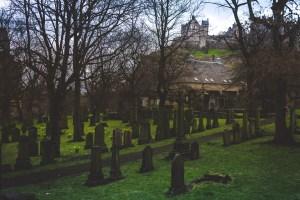edimburgo cimitero