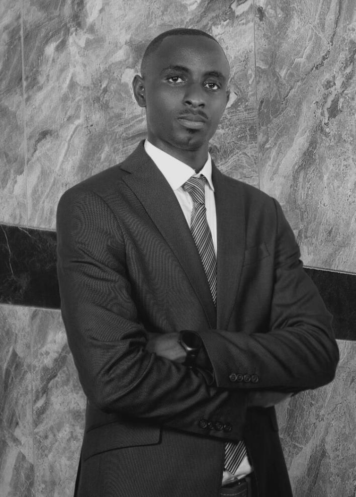Jean Pierre Kwizera washinze akaba n'umuyobozi w'Umuryango Imbonizarwo
