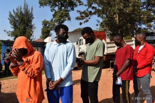 Mu Rukiko: Umunyezamu Kwizera Olivier ushinjwa kun - Inyarwanda.com