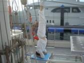Yogazeilvakantie 2012