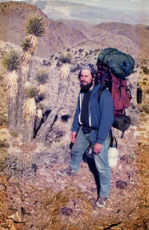 David Copson on Vision Quest, Inyo National Forest