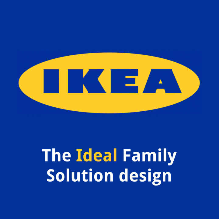 IKEA-the ideal family solution design