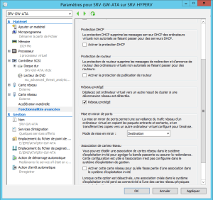 Configure Hyper-V for Gateway ATA
