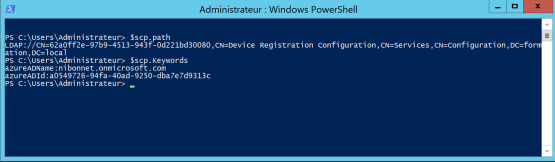 Co-management for Windows 10 devices - Verify SCP