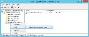 Deploy certificate with Microsoft Intune