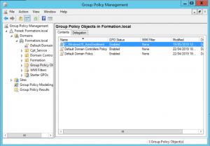Create GPO for AutoEnrollment  Windows 10 Auto-enrollment
